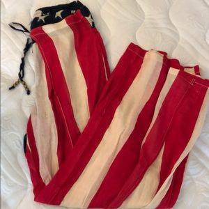 US Flag Pants